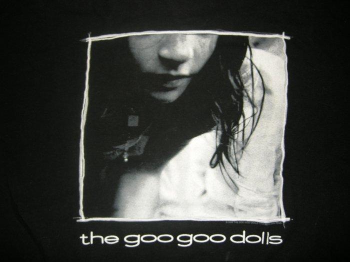 THE GOO GOO DOLLS SHIRT Gutterflower Tour 2002 M HTF!