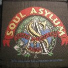 SOUL ASYLUM sew-on PATCH Grave Dancer's Union IMPORT!