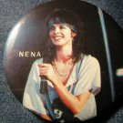 NENA PINBACK BUTTON color pic 99 red balloons luftballons VINTAGE 80s!