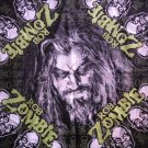 ROB ZOMBIE BANDANA hellbilly white skulls licensed NEW!