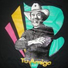 LITTLE JOE SHIRT Tu Amigo 30th Anniversary tejano latin XL