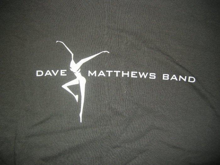 THE DAVE MATTHEWS BAND SHIRT 2005 Summer Tour XXL 2XL