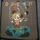 QUEEN sew-on PATCH Innuendo clown freddie mercury IMPORT