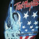 TED NUGENT SHIRT guitar flag licensed M NEW!