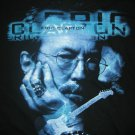 ERIC CLAPTON SHIRT 1998 World Tour blue pics XL