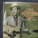 HANK WILLIAMS SR MAGNET Hillbilly Hero country VINTAGE