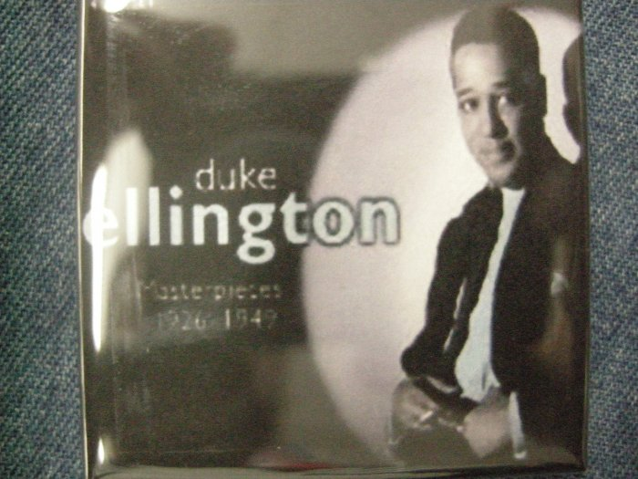DUKE ELLINGTON MAGNET Masterpieces 1926-1949 big band jazz VINTAGE