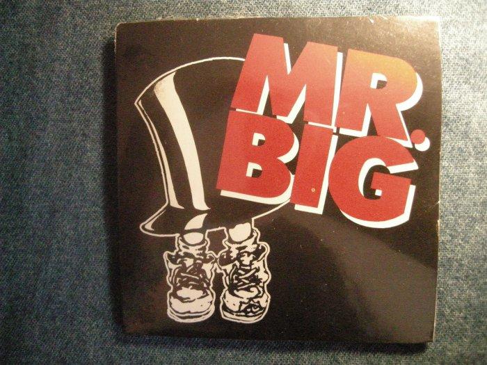 MR BIG CONDOM rockdom billy sheehan paul gilbert VINTAGE