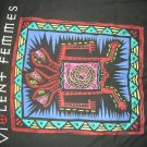 VIOLENT FEMMES SHIRT tribal album art punk 2XL XXL