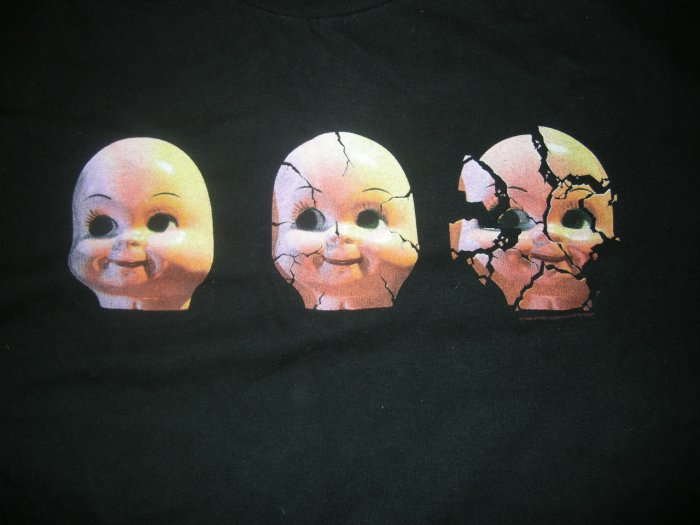 STAIND SHIRT doll heads logo XL SALE