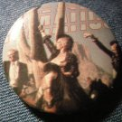 THE PLASMATICS PINBACK BUTTON group wendy o williams punk VINTAGE