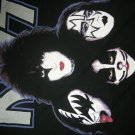 KISS 2000 TOUR SHIRT Legends Never Die faces L