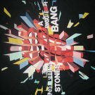 THE ROLLING STONES 2006 TOUR SHIRT A Bigger Bang SMALL