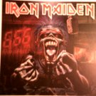 IRON MAIDEN DECAL not STICKER Real Dead One eddie dj VINTAGE
