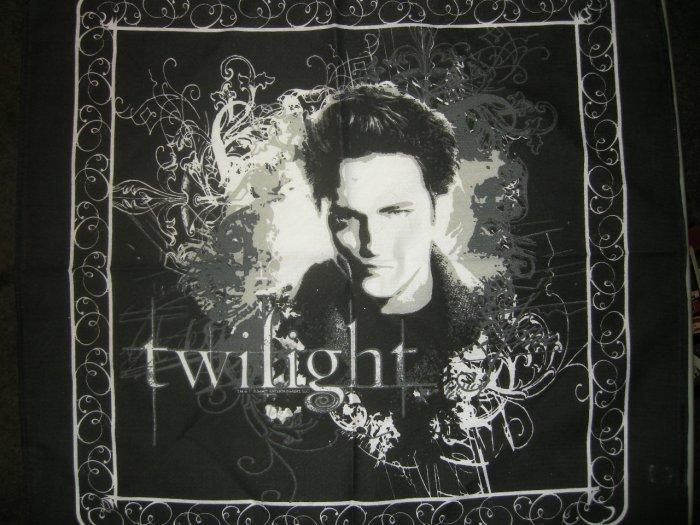 TWILIGHT BANDANA Edward pic vampire movie licensed NEW SALE