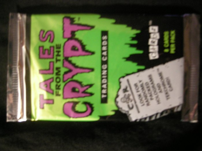 TALES FROM THE CRYPT TRADING CARDS 1993 tv show SEALED PACK