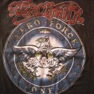 AEROSMITH SHIRT 1987 Tour Aero Force One M VINTAGE 80s