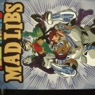 TEEN TITANS MAD LIBS madlibs word game book dc comic NEW