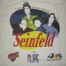 SEINFELD SHIRT Last Episode texas radio PROMO XL