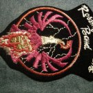 ROSSINGTON COLLINS BAND iron-on PATCH phoenix logo lynyrd skynyrd VINTAGE