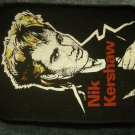 NIK KERSHAW sew-on PATCH color pic VINTAGE 80s