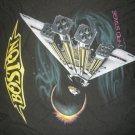 BOSTON 1987 TOUR SHIRT Third Stage XL VINTAGE 80s