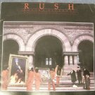RUSH 1981 TOUR BOOK Moving Pictures program VINTAGE