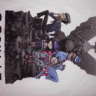 GORILLAZ SHIRT group pic white M NEW