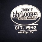 FLOORE STORE SHIRT elvis presley johnny cash willie nelson john prine texas dancehall M