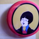 THE BEATLES PINBACK BUTTON Yellow Submarine paul mccartney NEW