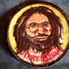 JERRY GARCIA iron-on PATCH grateful dead VINTAGE