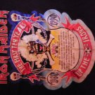 IRON MAIDEN 1990 TOUR SHIRT First 10 Years Decennium L VINTAGE
