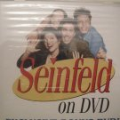 DVD SEINFELD bonus promo SEALED SALE
