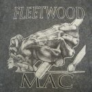 FLEETWOOD MAC SHIRT Discography drum stick grey XL