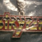 STRYPER METAL NECKLACE classic color logo VINTAGE