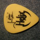 HELIX GUITAR PICK Jim Lawson yellow SALE