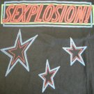 MY LIFE WITH THE THRILL KILL CULT SHIRT Sexplosion come n get it L