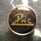 2-PAC TACK PIN tupac shakur 2pac rap button VINTAGE 90s