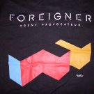 FOREIGNER SHIRT Agent Provocateur XL NEW VINTAGE