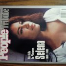 SELENA MAGAZINE People Tribute commemorative issue latin 1995