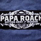 PAPA ROACH STICKER Getting Away With Murder PROMO