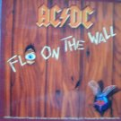 AC/DC STICKER Fly On The Wall album art acdc NEW