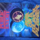 PUBLIC ENEMY POSTCARD Fear Of A Black Planet rap post card IMPORT
