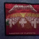 METALLICA sew-on PATCH Master Of Puppets album art import NEW