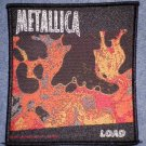 METALLICA sew-on PATCH Load album art IMPORT