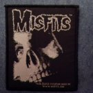 MISFITS sew-on PATCH skull face danzig import NEW