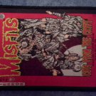 MISFITS sew-on PATCH Cuts From the Crypt big danzig import NEW