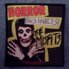 MISFITS sew-on PATCH Horror Business danzig import NEW