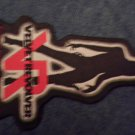 VELVET REVOLVER sew-on PATCH girl logo thin guns n roses import NEW