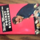 WILLIE MOSCONI ON POCKET BILLIARDS pool vintage paperback book 1959